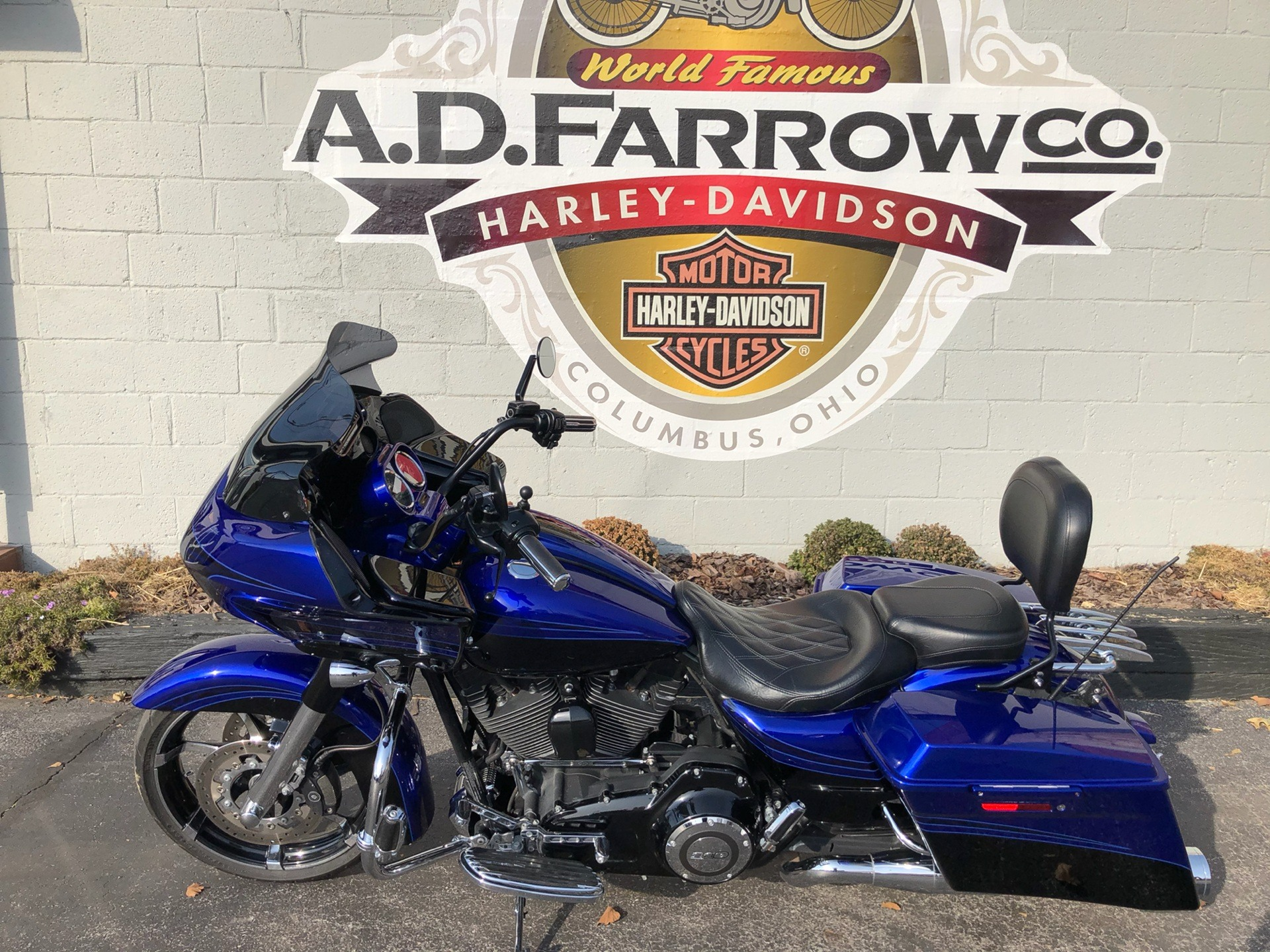 2012 Harley-Davidson FLTRXSE in Sunbury, Ohio - Photo 2