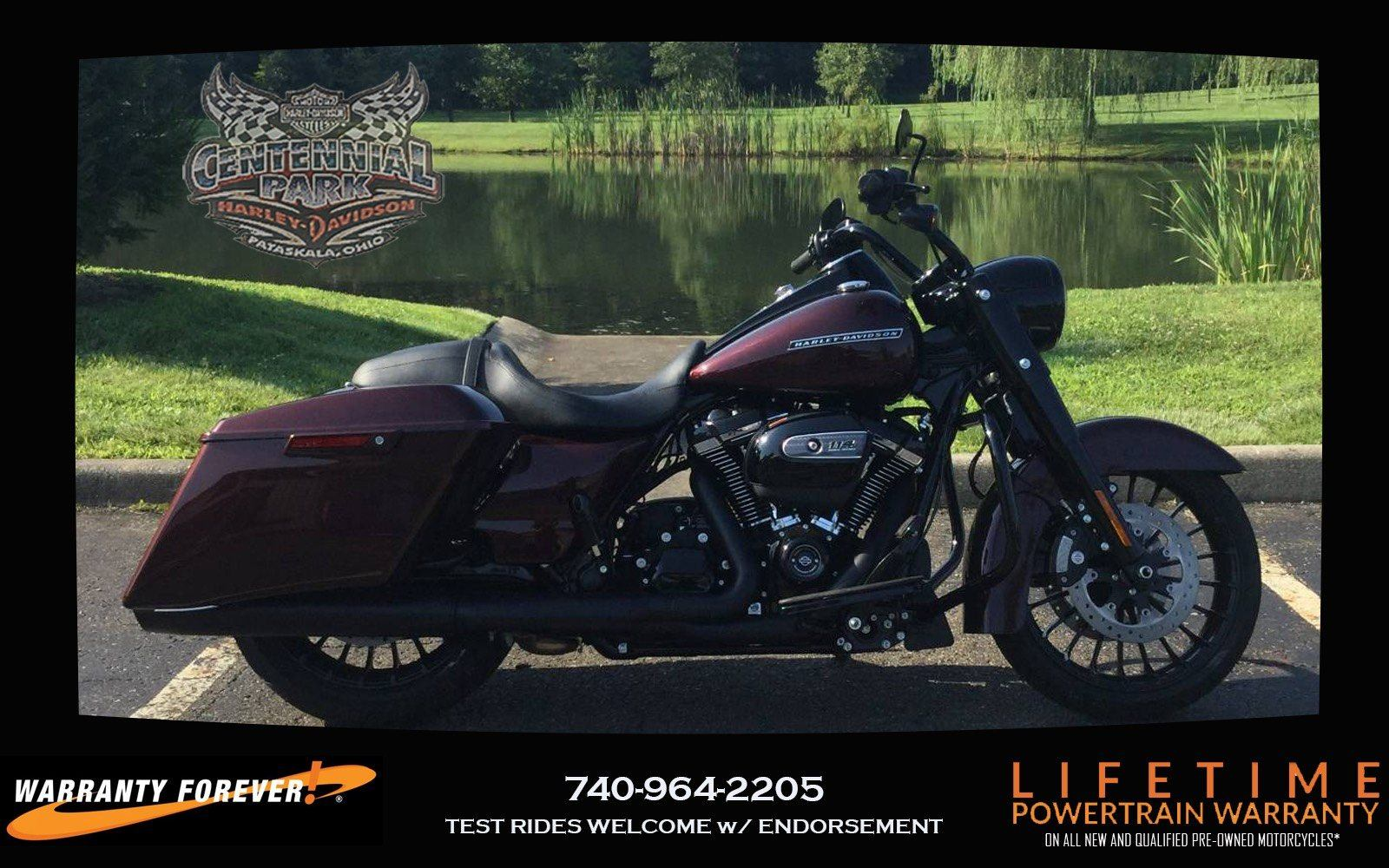 2019 Harley-Davidson Road King® Special in Sunbury, Ohio - Photo 1