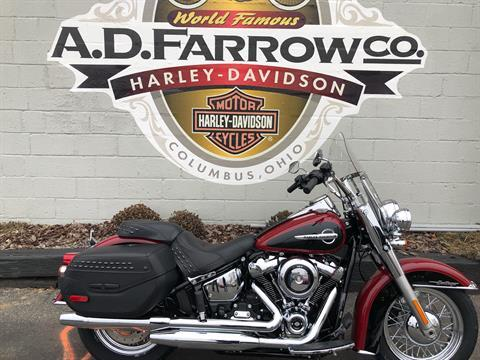2020 Harley-Davidson FLHC in Sunbury, Ohio - Photo 1