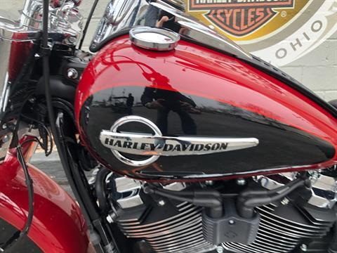 2020 Harley-Davidson FLHC in Sunbury, Ohio - Photo 9