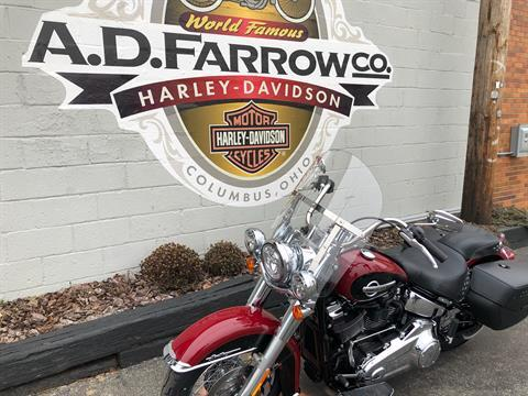 2020 Harley-Davidson FLHC in Sunbury, Ohio - Photo 5