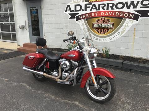 2012 Harley-Davidson Dyna® Switchback in Sunbury, Ohio