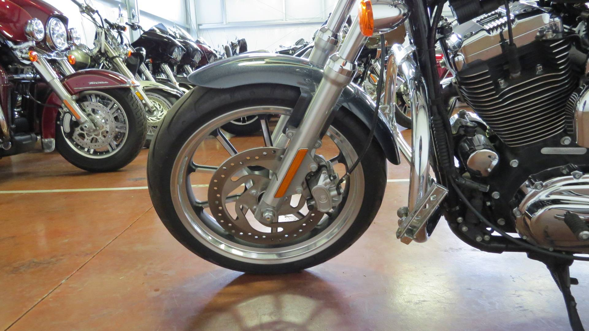 2015 Harley-Davidson SuperLow® 1200T in Sunbury, Ohio - Photo 7