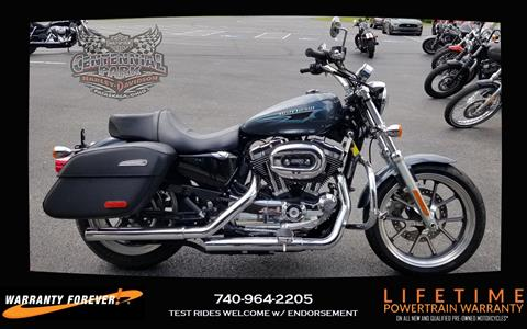 2015 Harley-Davidson SuperLow® 1200T in Sunbury, Ohio - Photo 1