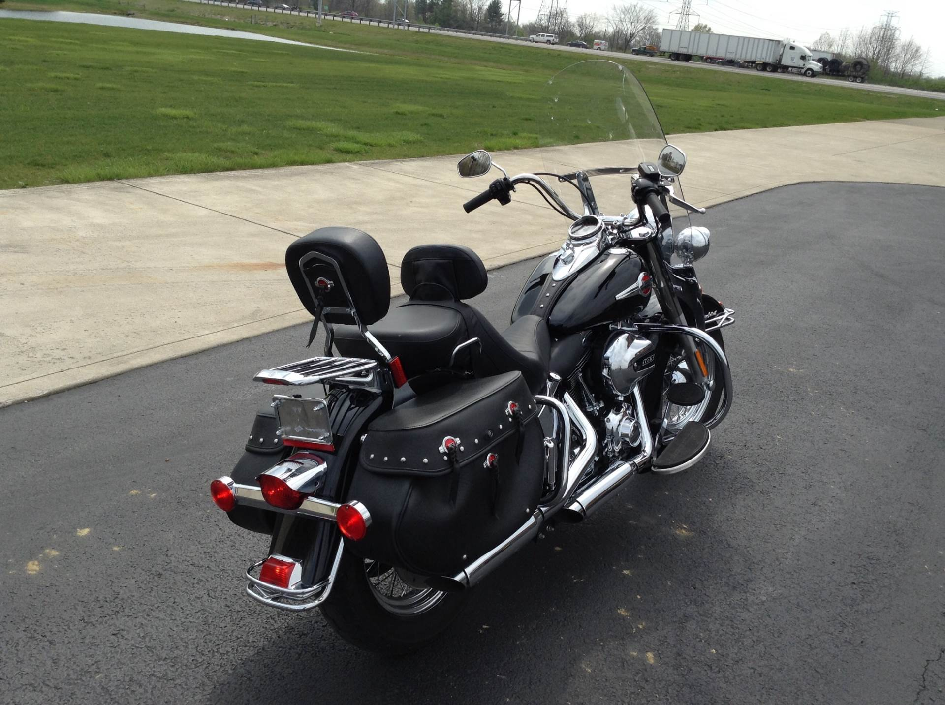 2016 Harley-Davidson Heritage Softail® Classic in Sunbury, Ohio