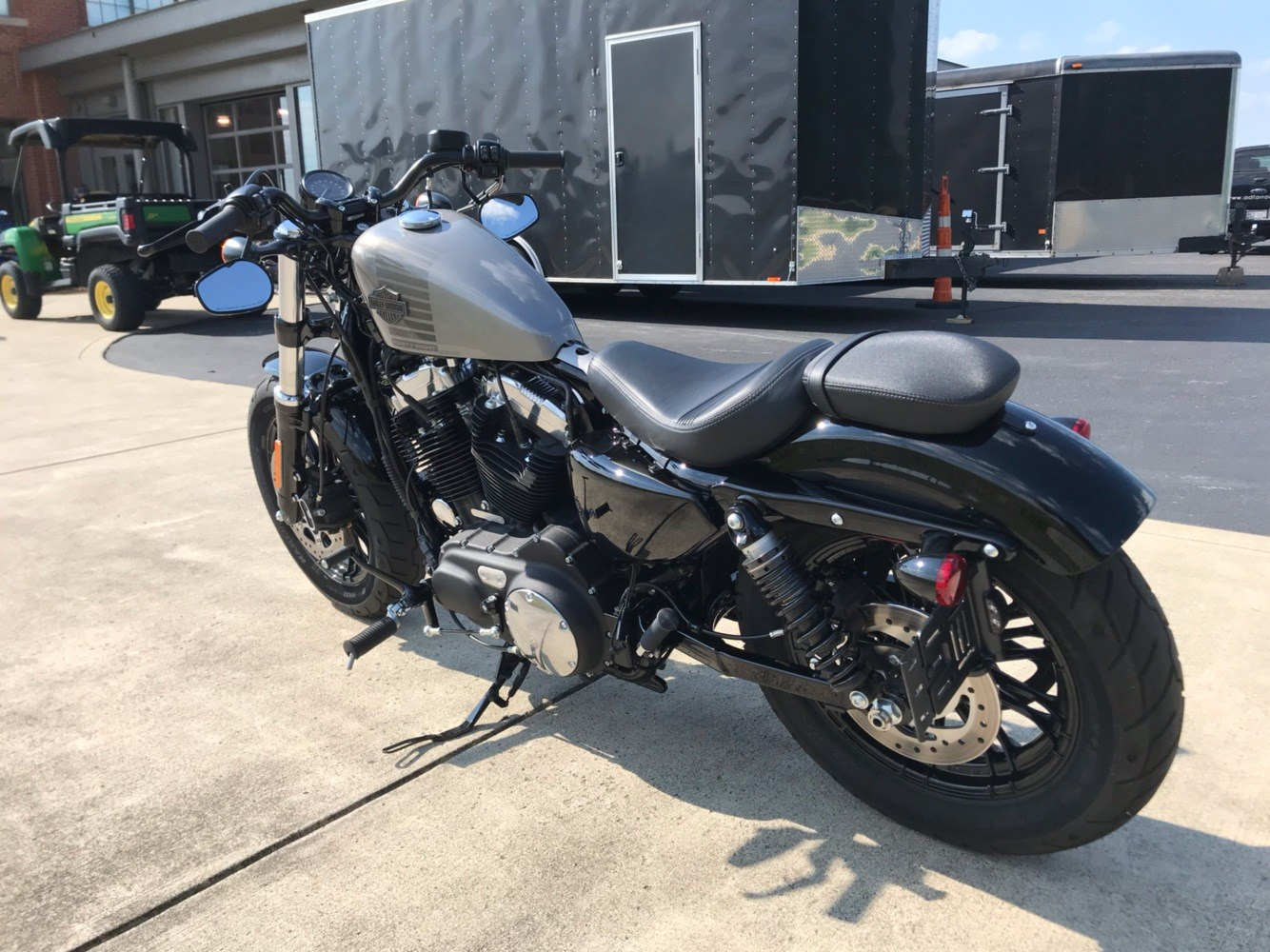 2017 Harley-Davidson Sportster Forty Eight in Sunbury, Ohio - Photo 6