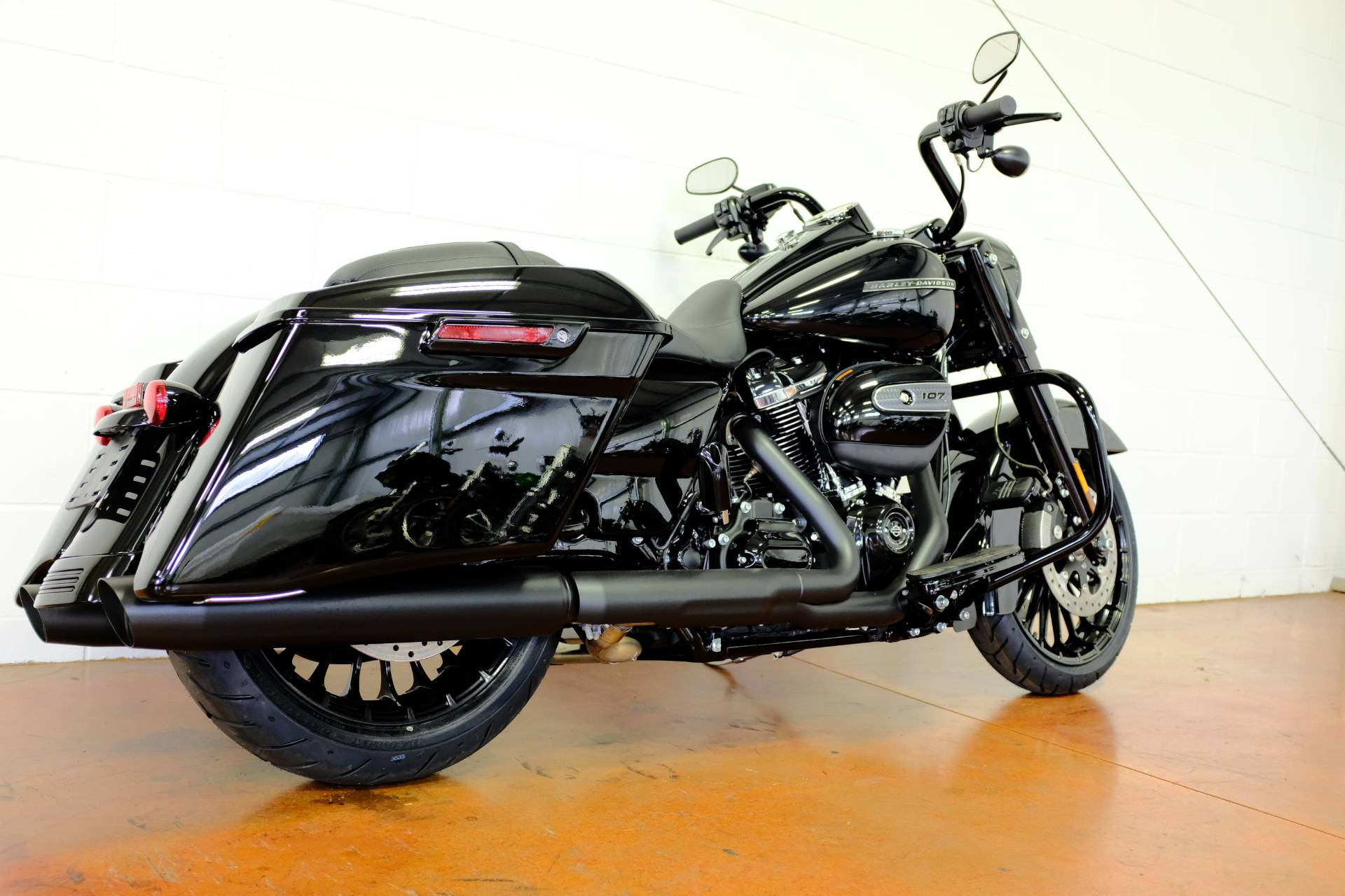2018 Harley-Davidson Road King® Special in Sunbury, Ohio