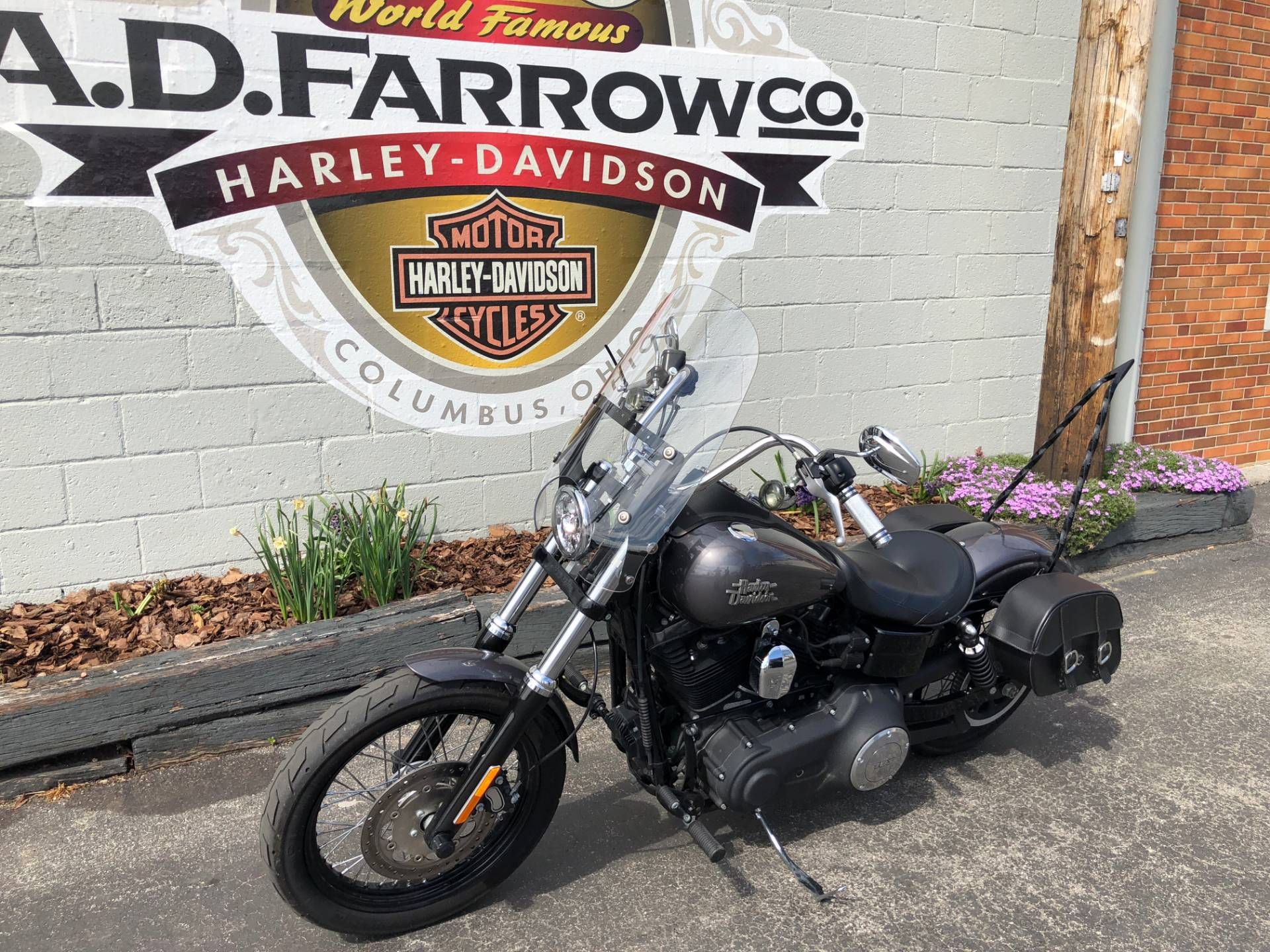 2016 Harley-Davidson FXDB in Sunbury, Ohio - Photo 6