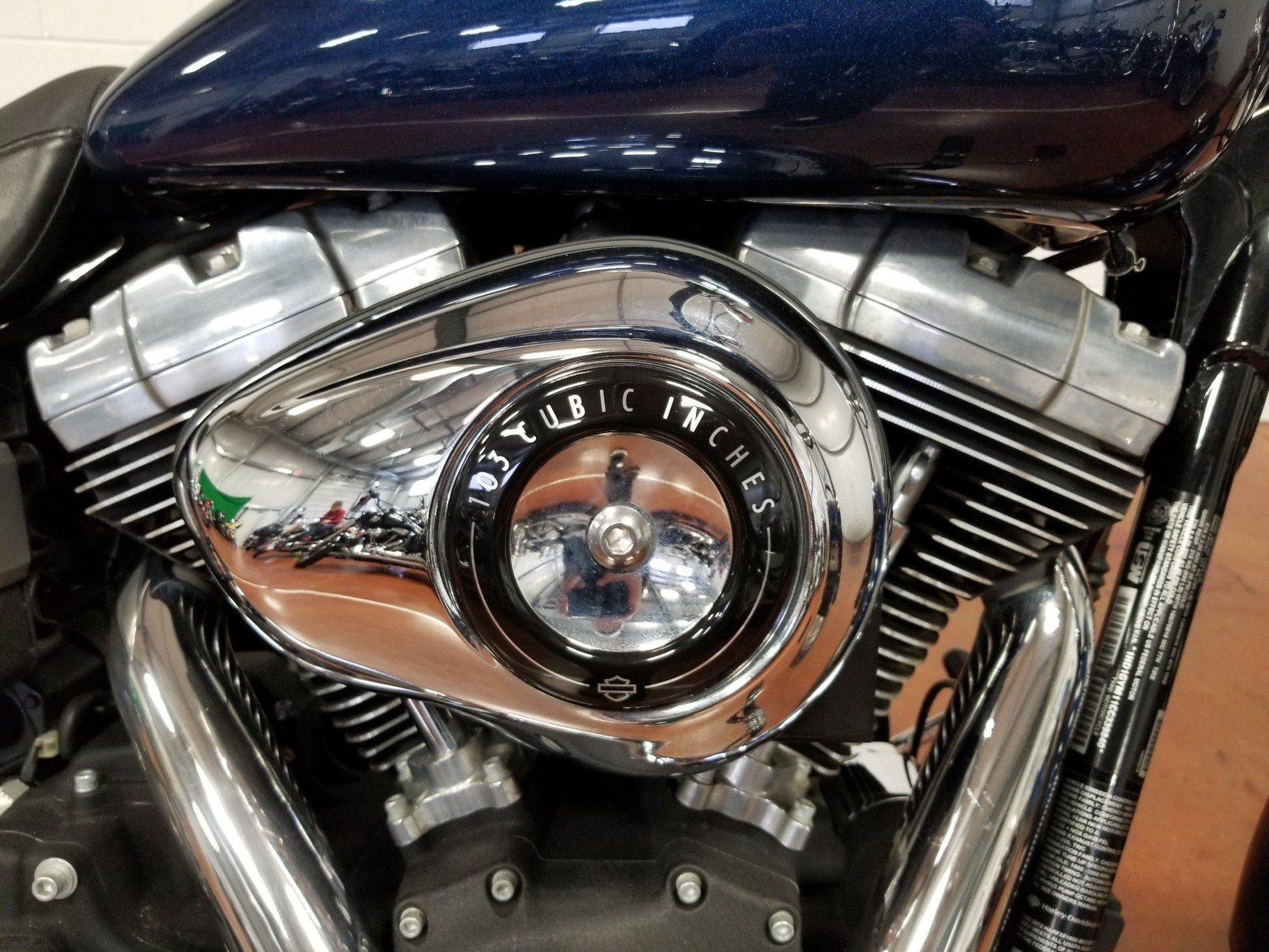 2012 Harley-Davidson Dyna® Fat Bob® in Sunbury, Ohio - Photo 4