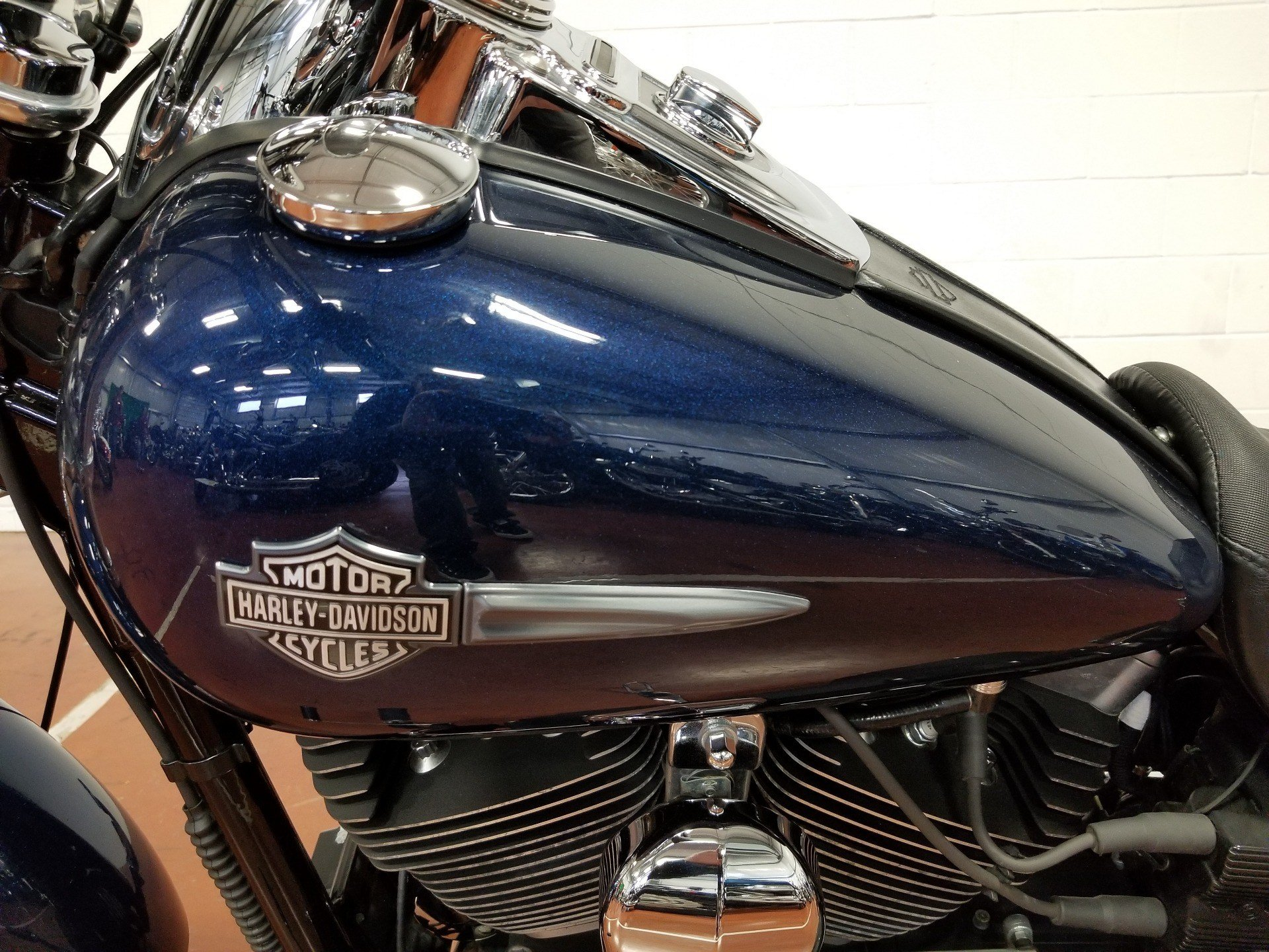 2012 Harley-Davidson Dyna® Fat Bob® in Sunbury, Ohio - Photo 24
