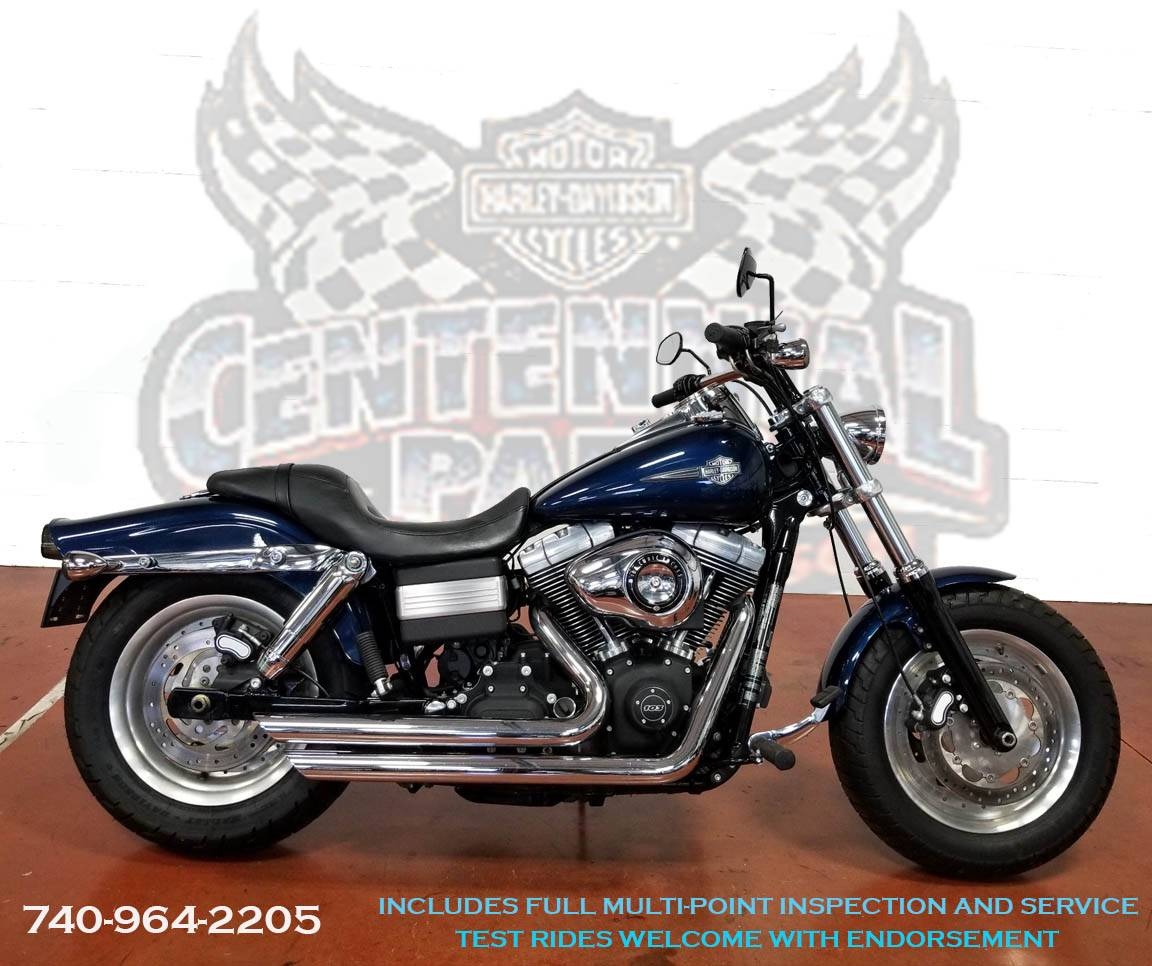 2012 Harley-Davidson Dyna® Fat Bob® in Sunbury, Ohio - Photo 1