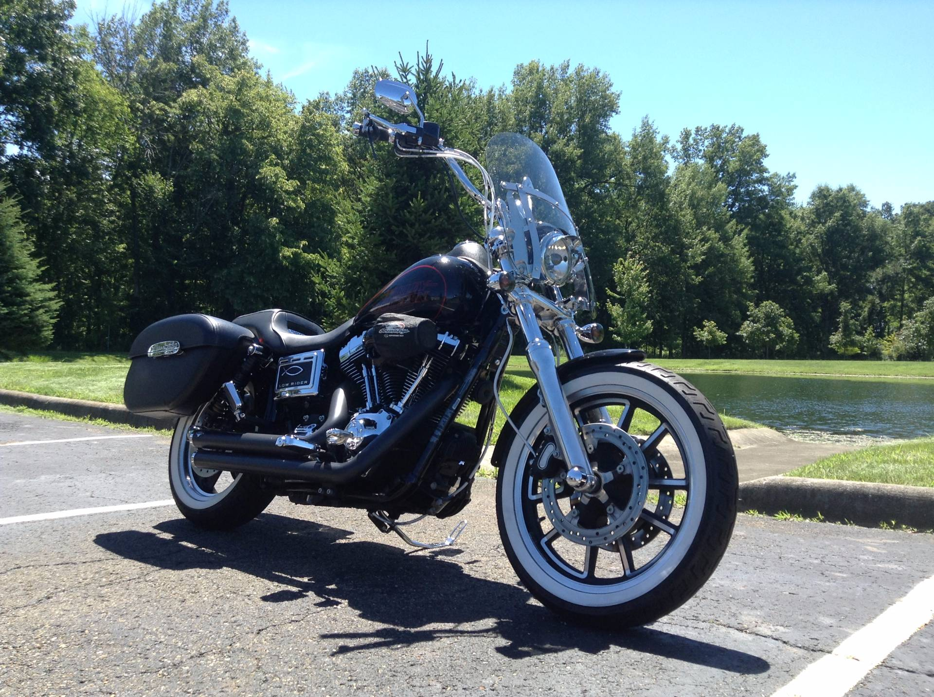 2014 Harley-Davidson Low Rider® in Sunbury, Ohio