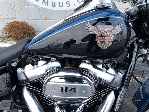 2018 Harley-Davidson 115th Anniversary Fat Boy®114 in Sunbury, Ohio