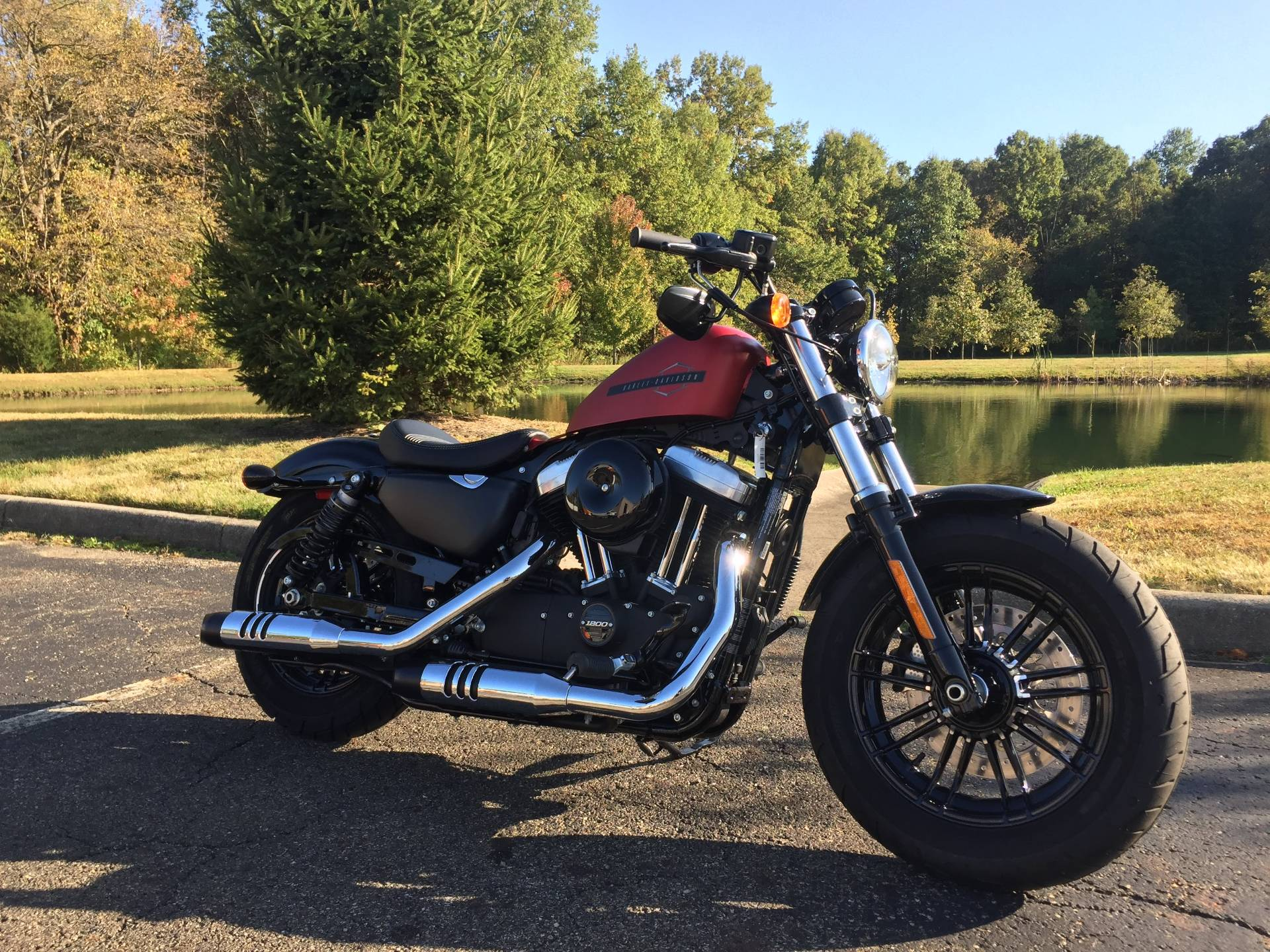 2019 Harley-Davidson Forty-Eight® in Sunbury, Ohio - Photo 3