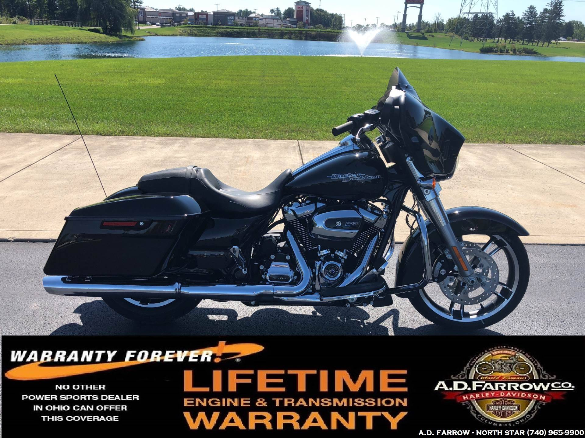 2019 Harley-Davidson Street Glide® in Sunbury, Ohio - Photo 1