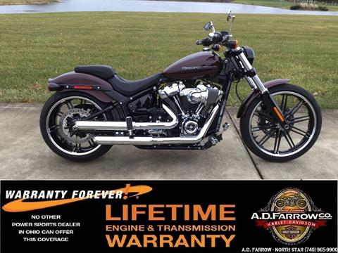 2018 Harley-Davidson Breakout in Sunbury, Ohio