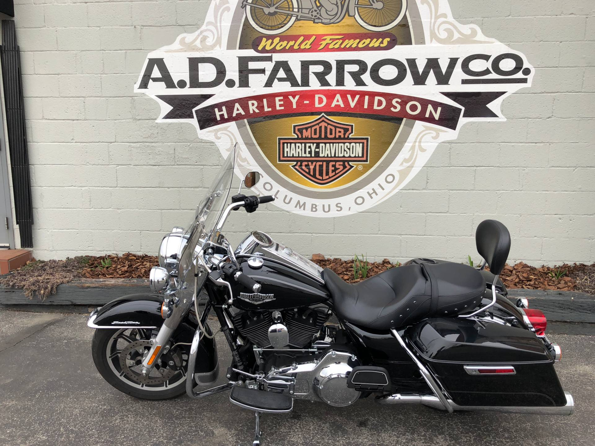 2015 Harley-Davidson Road King® in Sunbury, Ohio - Photo 4