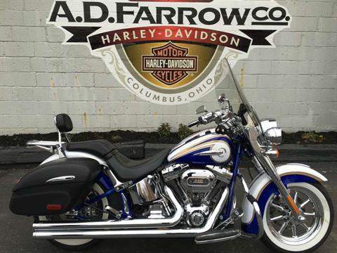 2014 Harley-Davidson CVO™ Softail® Deluxe in Sunbury, Ohio