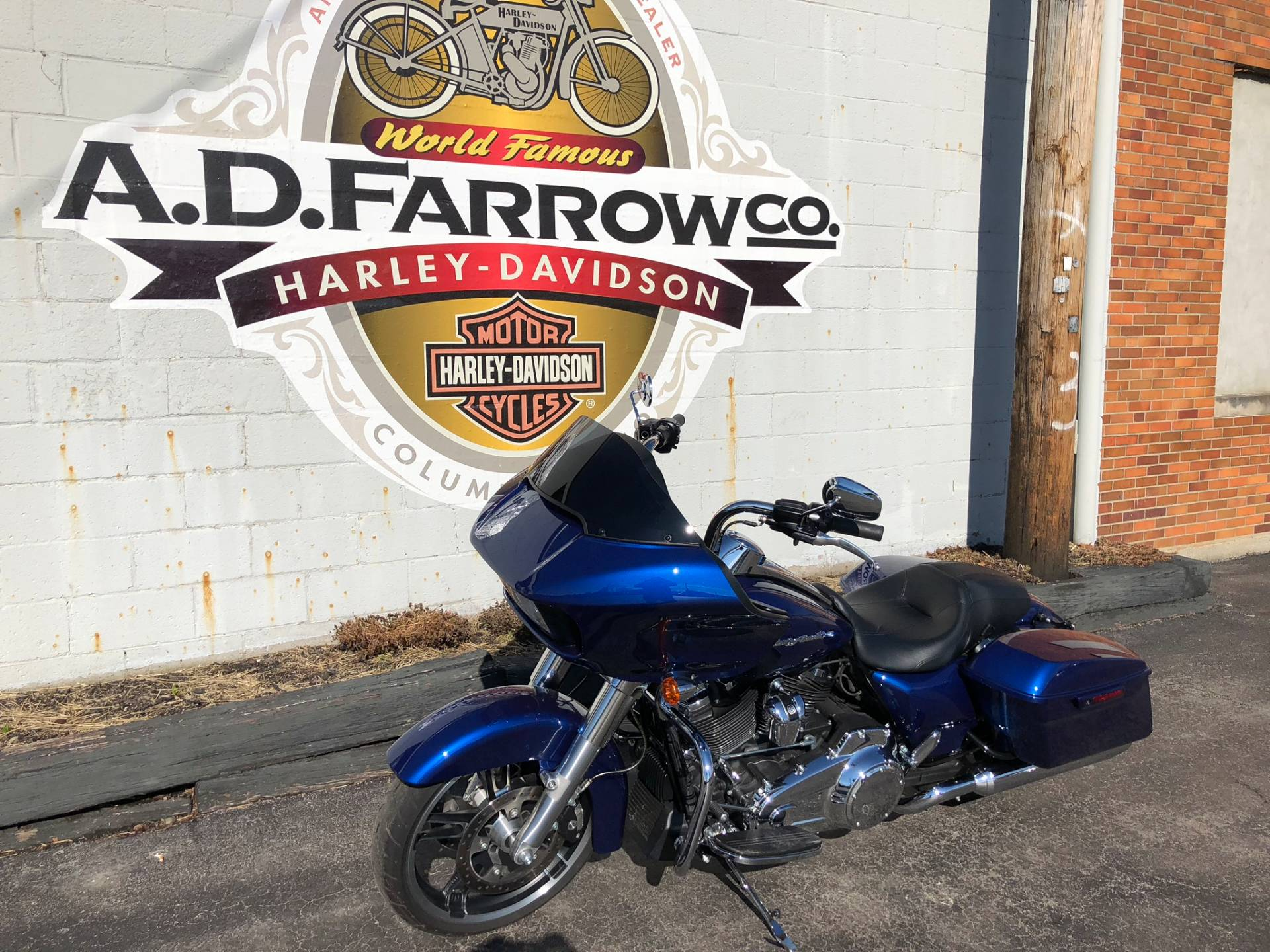 2017 Harley-Davidson Road Glide® Special in Sunbury, Ohio