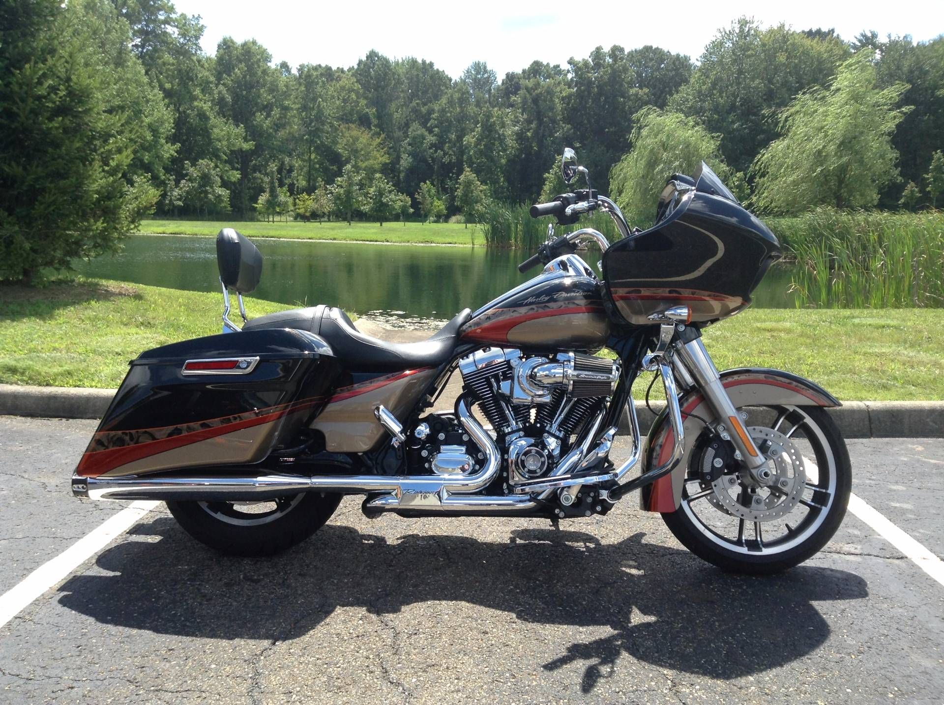 2015 Harley-Davidson Road Glide® Special in Sunbury, Ohio