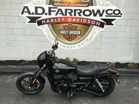 2015 Harley-Davidson Harley-Davidson Street™ 750 in Sunbury, Ohio