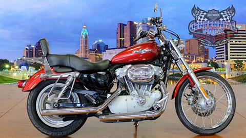 2008 Harley-Davidson Sportster® 883 Custom in Sunbury, Ohio