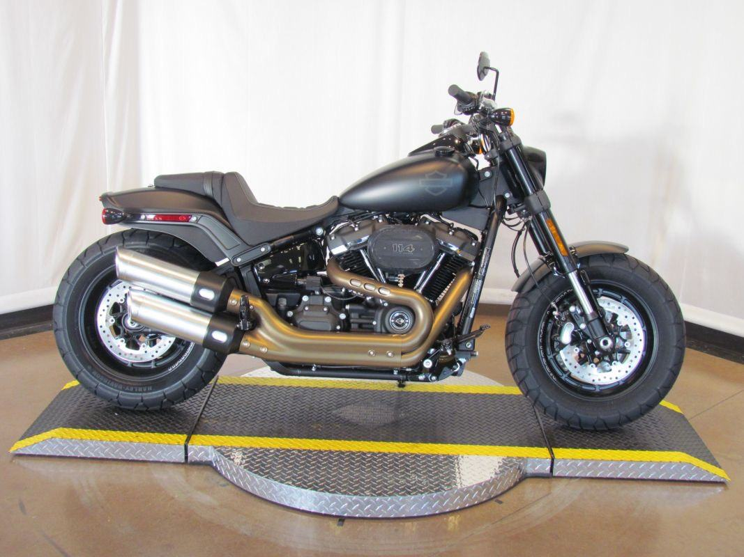 2019 Harley-Davidson Fat Bob® 114 in Sunbury, Ohio - Photo 11
