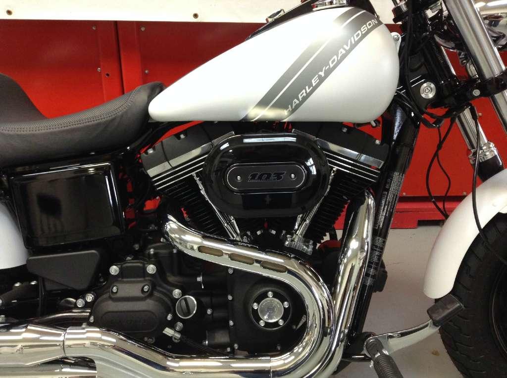 2017 Harley-Davidson Fat Bob in Sunbury, Ohio