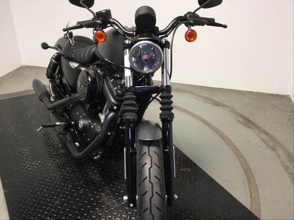 2017 Harley-Davidson Iron 883™ in Sunbury, Ohio - Photo 9