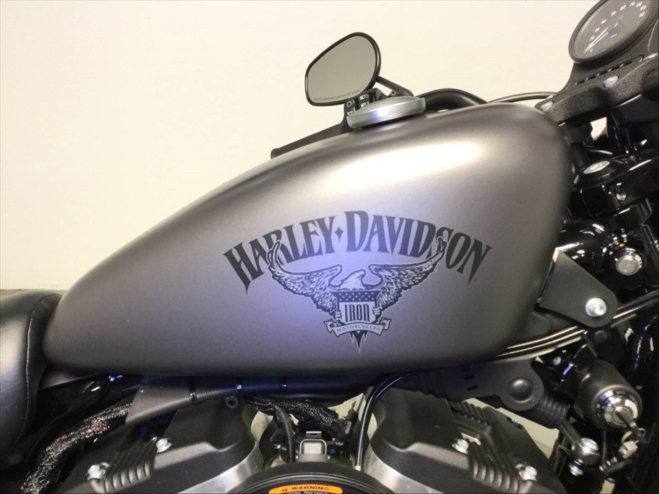 2017 Harley-Davidson Iron 883™ in Sunbury, Ohio - Photo 2