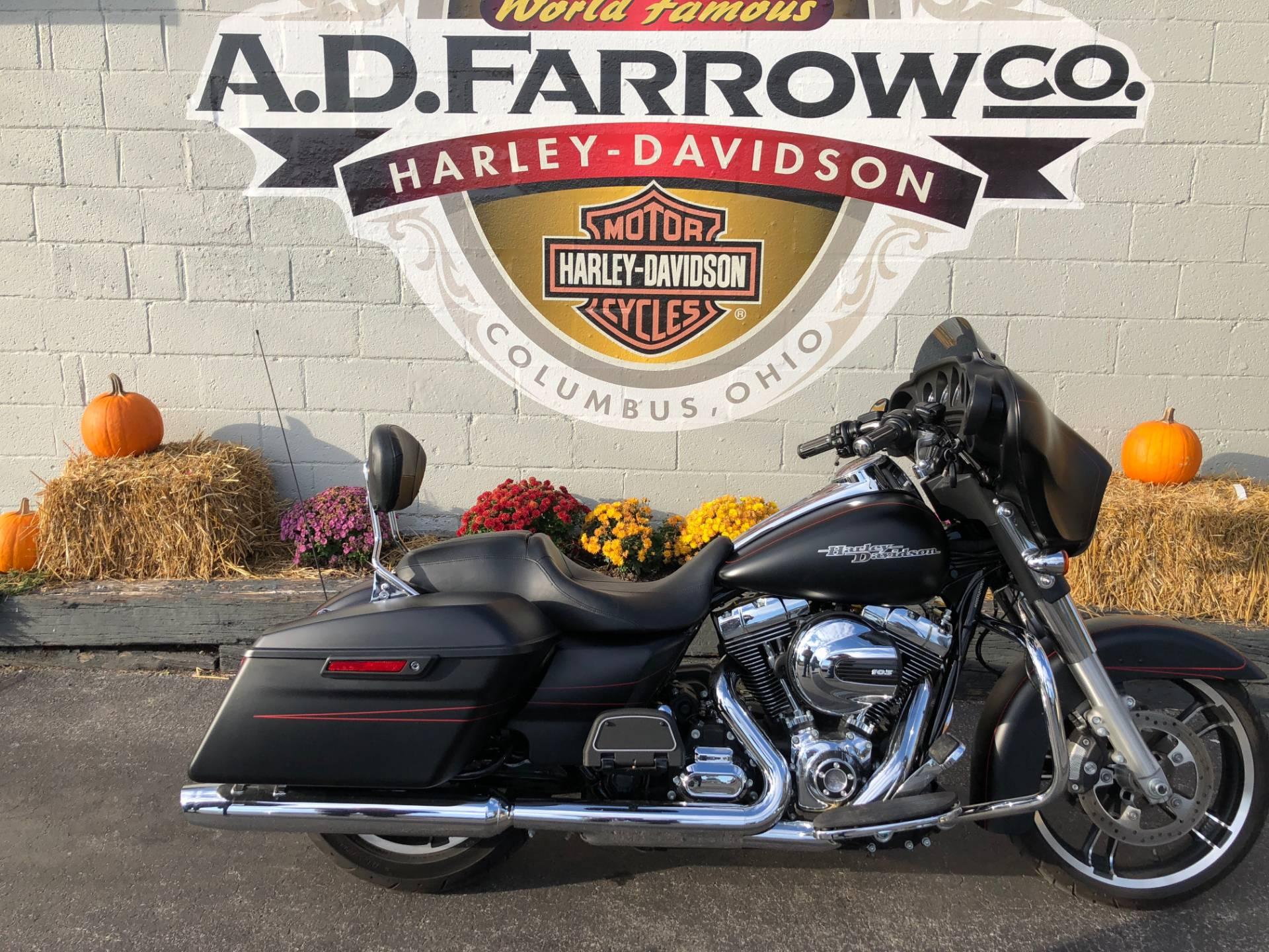 2015 Harley-Davidson Street Glide® Special in Sunbury, Ohio