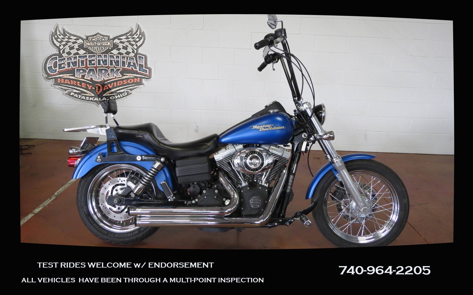 2007 Harley-Davidson Dyna® Street Bob® in Sunbury, Ohio - Photo 1