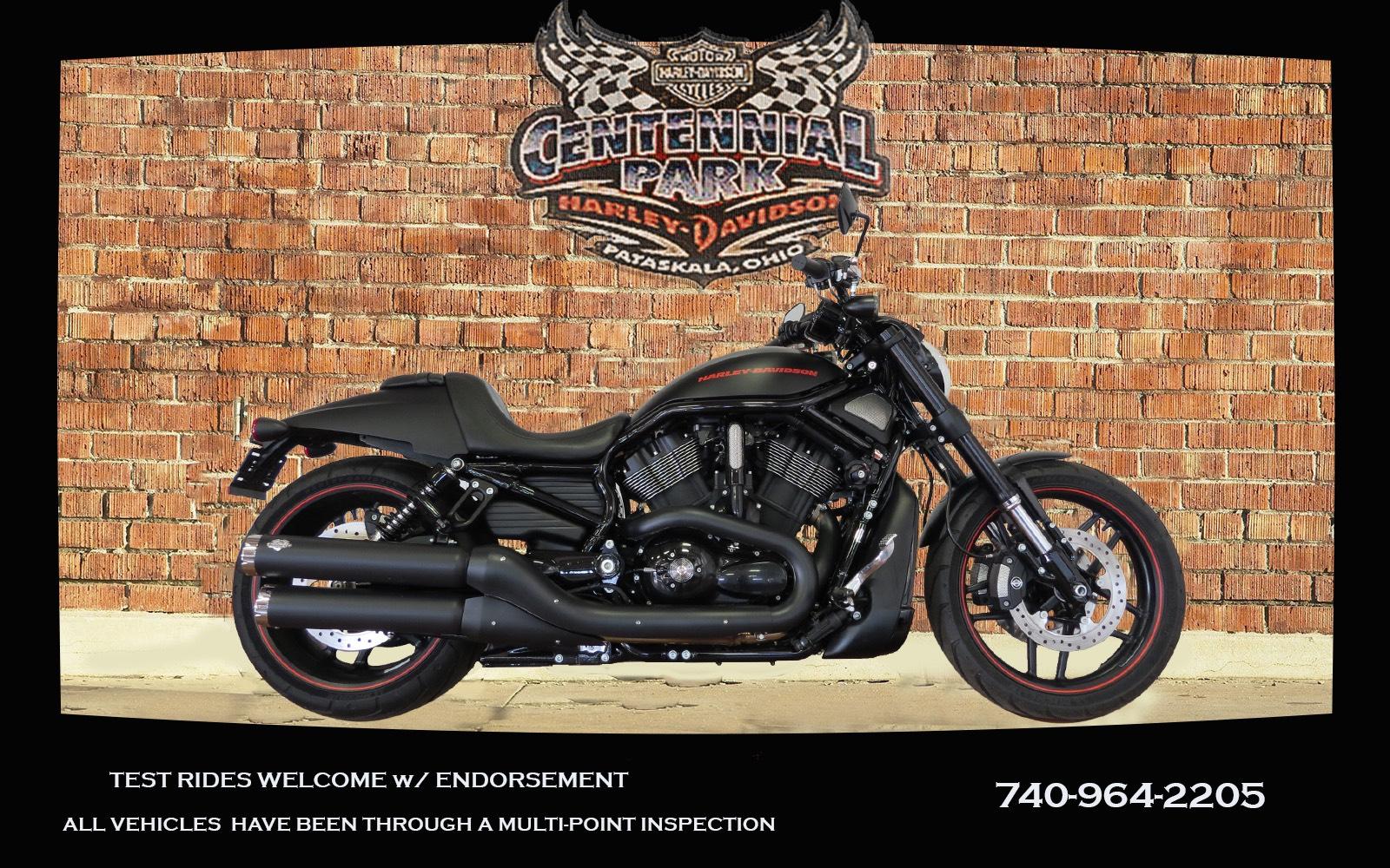 2017 Harley Davidson Night Rod Special In Sunbury Ohio Photo 1