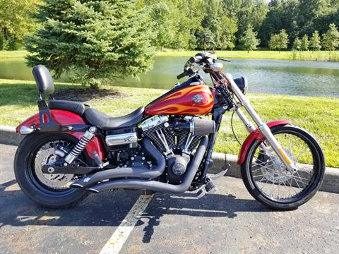 2013 Harley-Davidson Dyna® Wide Glide® in Sunbury, Ohio - Photo 1