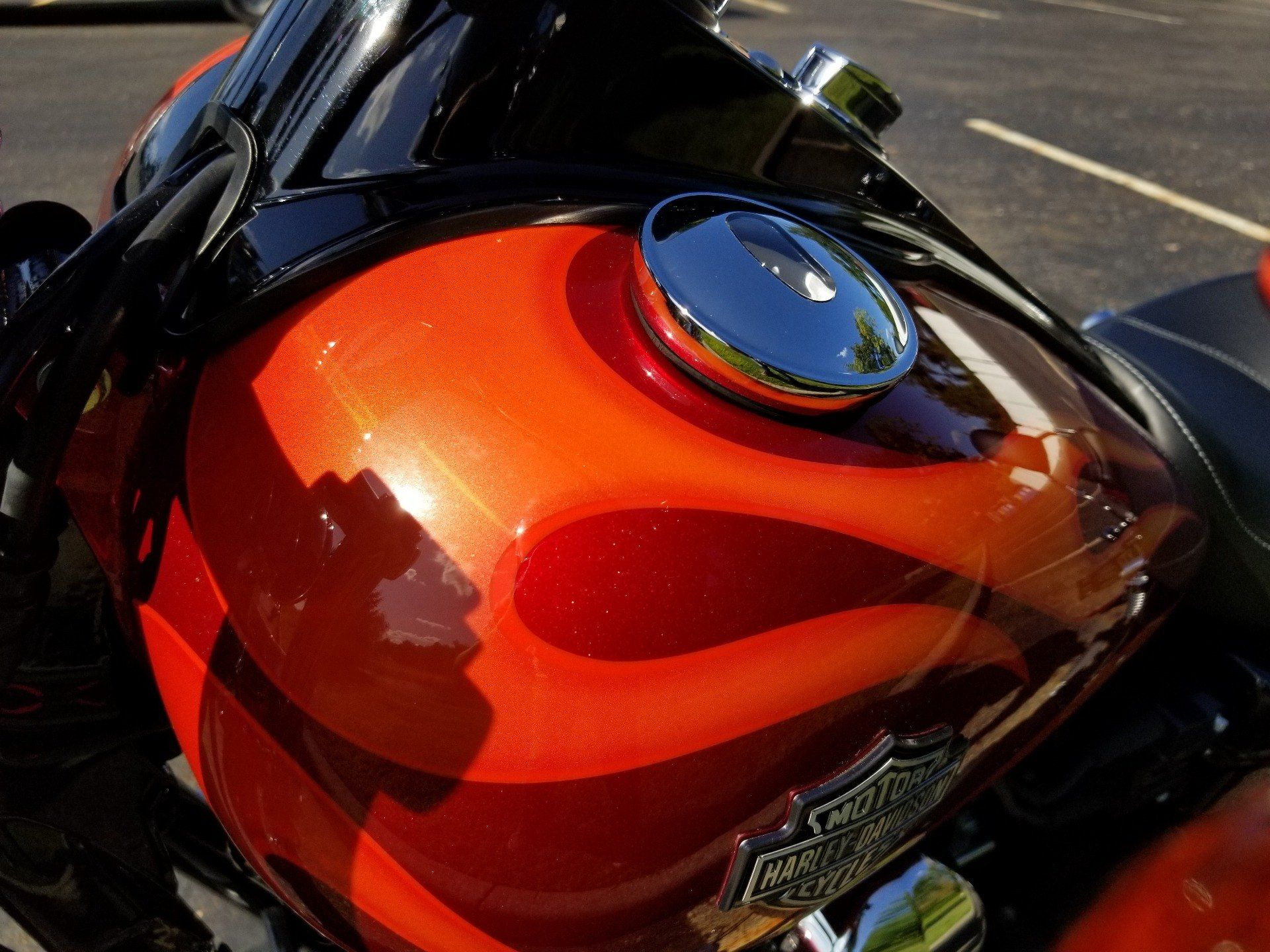 2013 Harley-Davidson Dyna® Wide Glide® in Sunbury, Ohio - Photo 8
