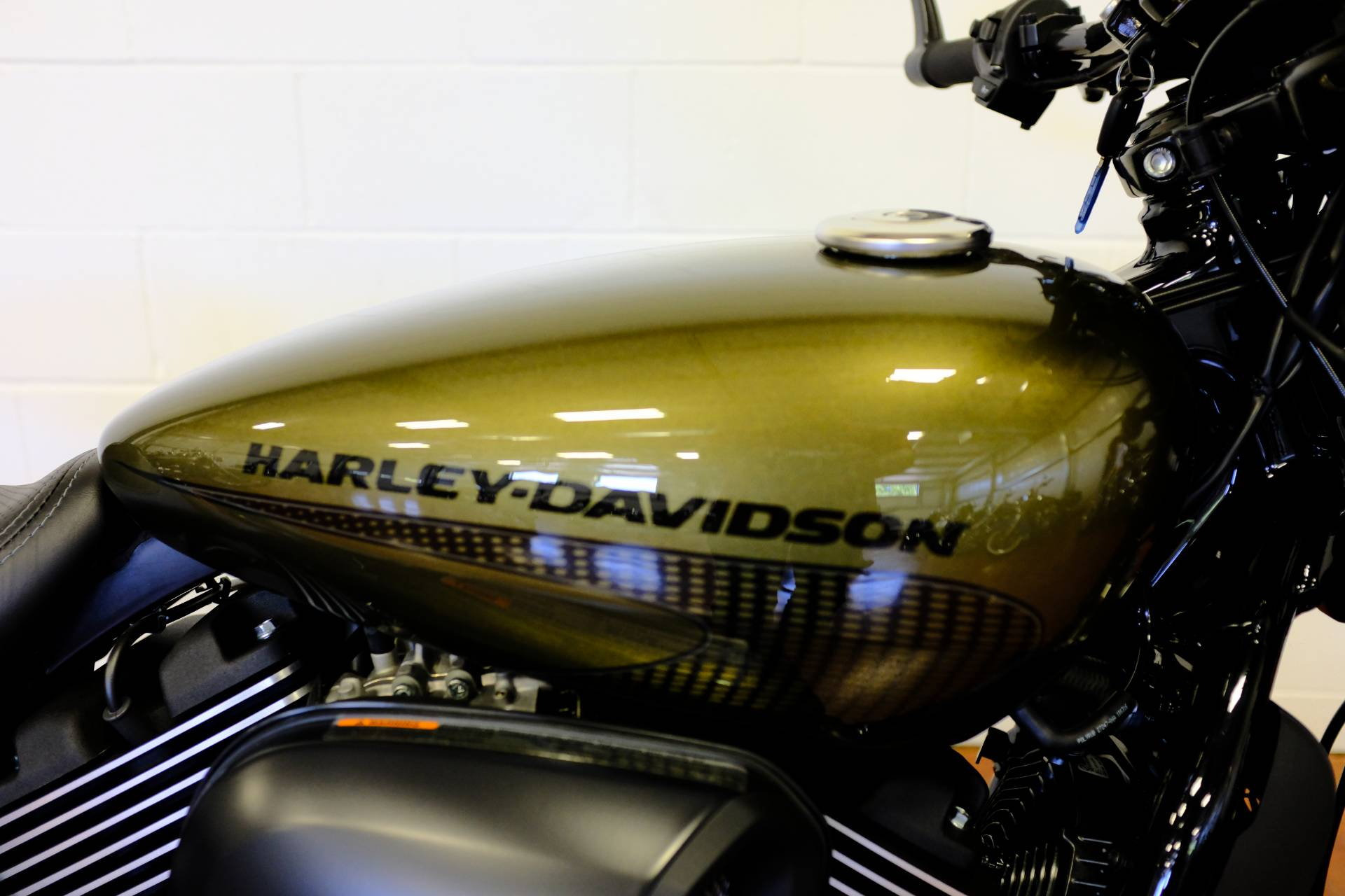 2017 Harley-Davidson Street™ Rod in Sunbury, Ohio