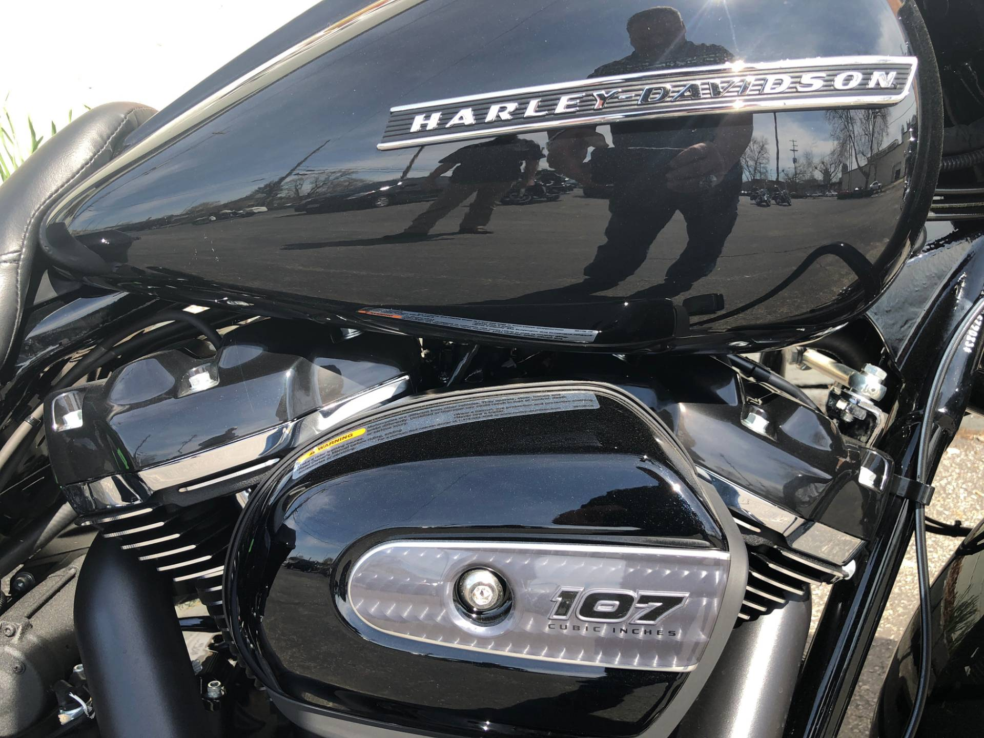 2018 Harley-Davidson Road King® Special in Sunbury, Ohio - Photo 11