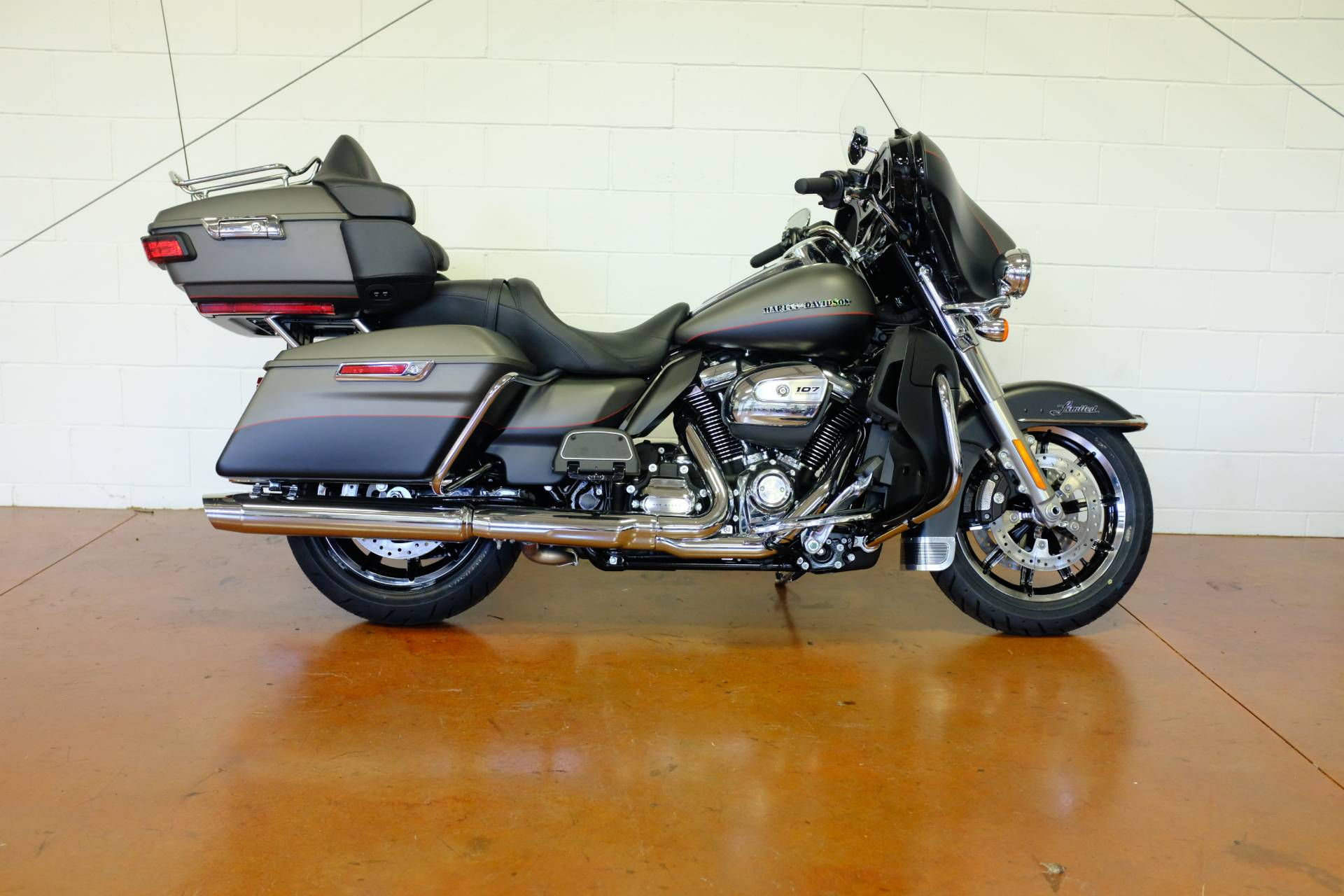 2018 Harley-Davidson Ultra Limited in Sunbury, Ohio
