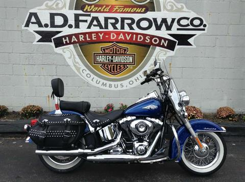 2015 Harley-Davidson Heritage Softail® Classic in Sunbury, Ohio