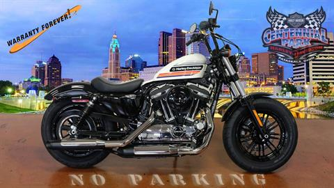 2018 Harley-Davidson Forty-Eight® Special in Sunbury, Ohio