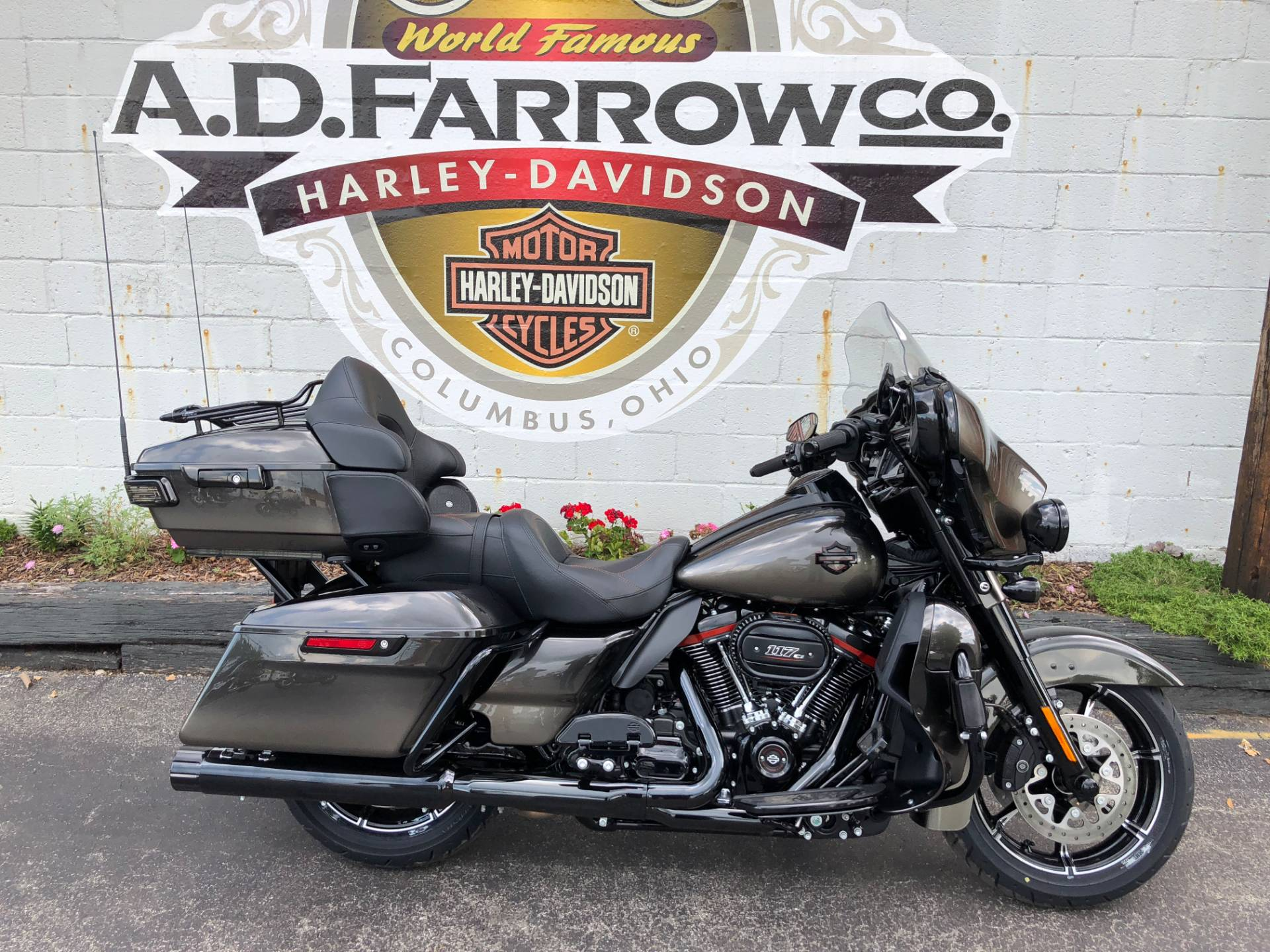 2018 Harley-Davidson CVO™ Limited in Sunbury, Ohio