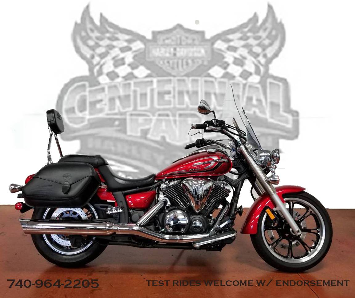 2014 Yamaha V Star 950  in Sunbury, Ohio