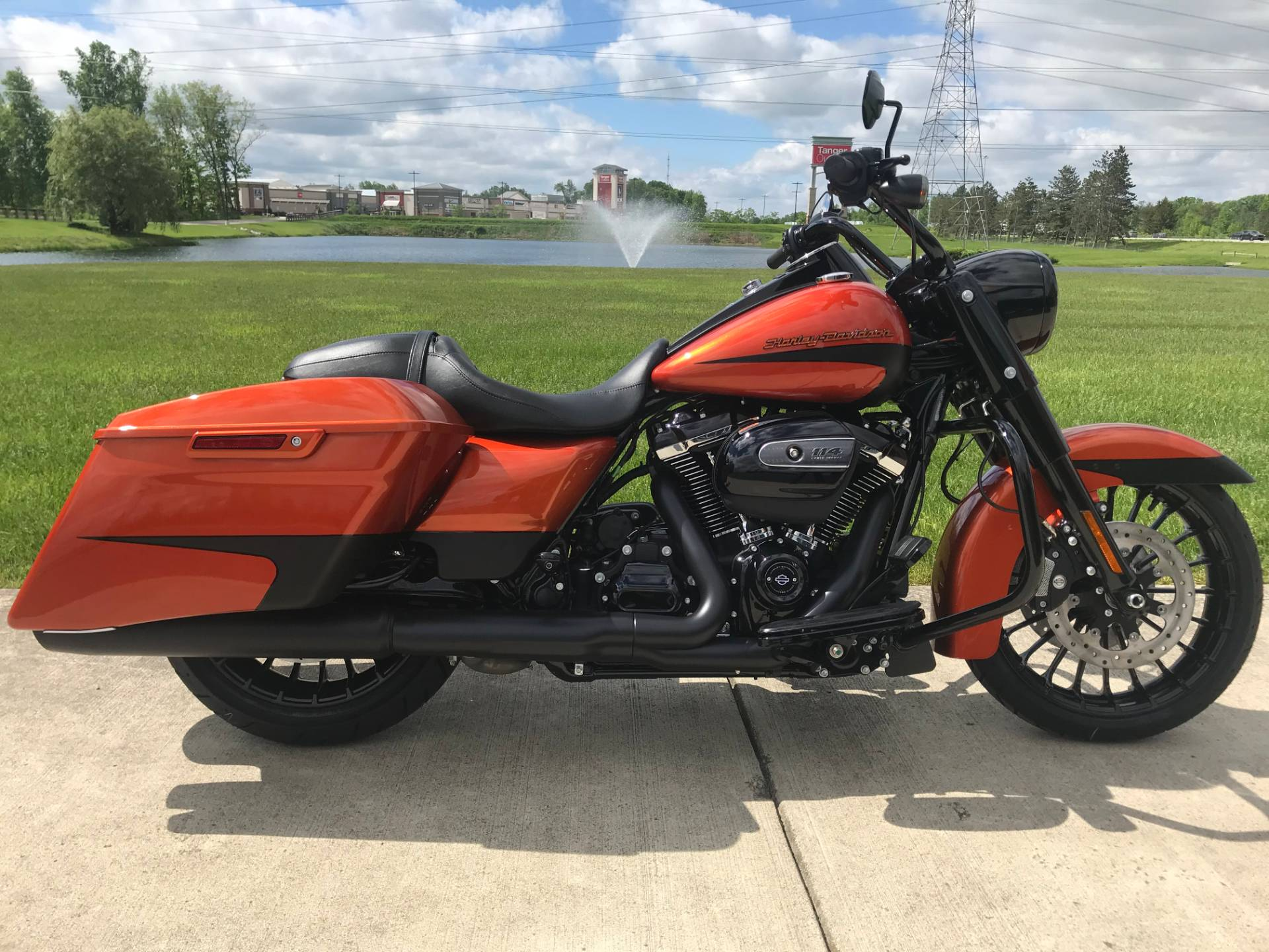 2019 Harley-Davidson ROAD KING SPECIAL in Sunbury, Ohio - Photo 1