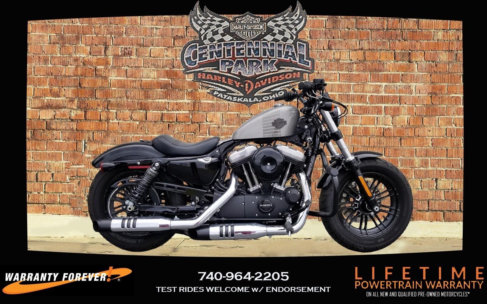 2016 Harley Davidson Forty Eight In Sunbury Ohio