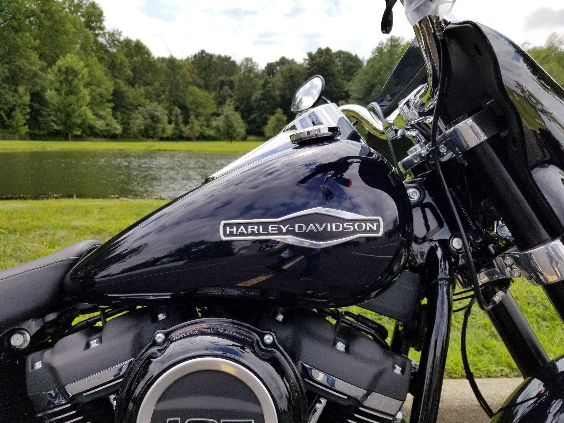 2019 Harley-Davidson Sport Glide® in Sunbury, Ohio - Photo 2
