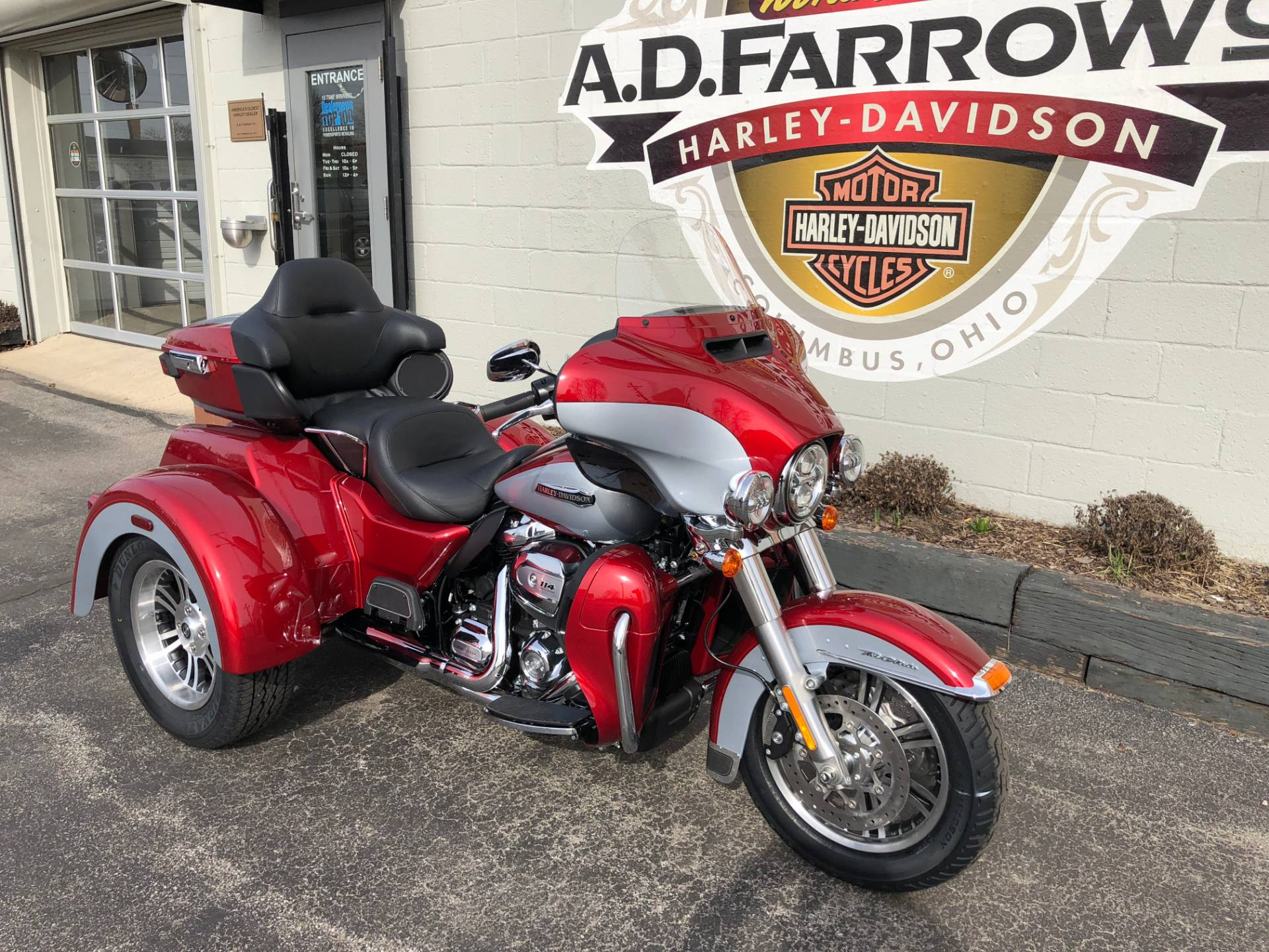 2019 Harley-Davidson FLHTCUTG in Sunbury, Ohio - Photo 5