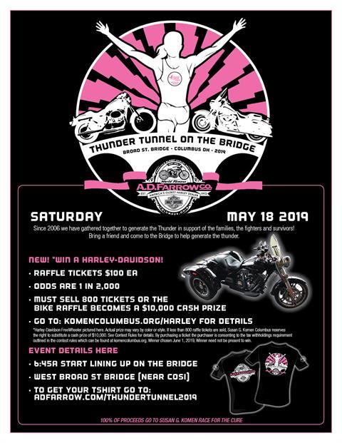 Event Details | adfarrow com