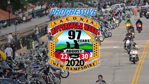 Progressive Laconia Motorcycle Week