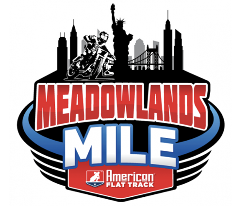 AMA Flat Track Meadowlands Mile