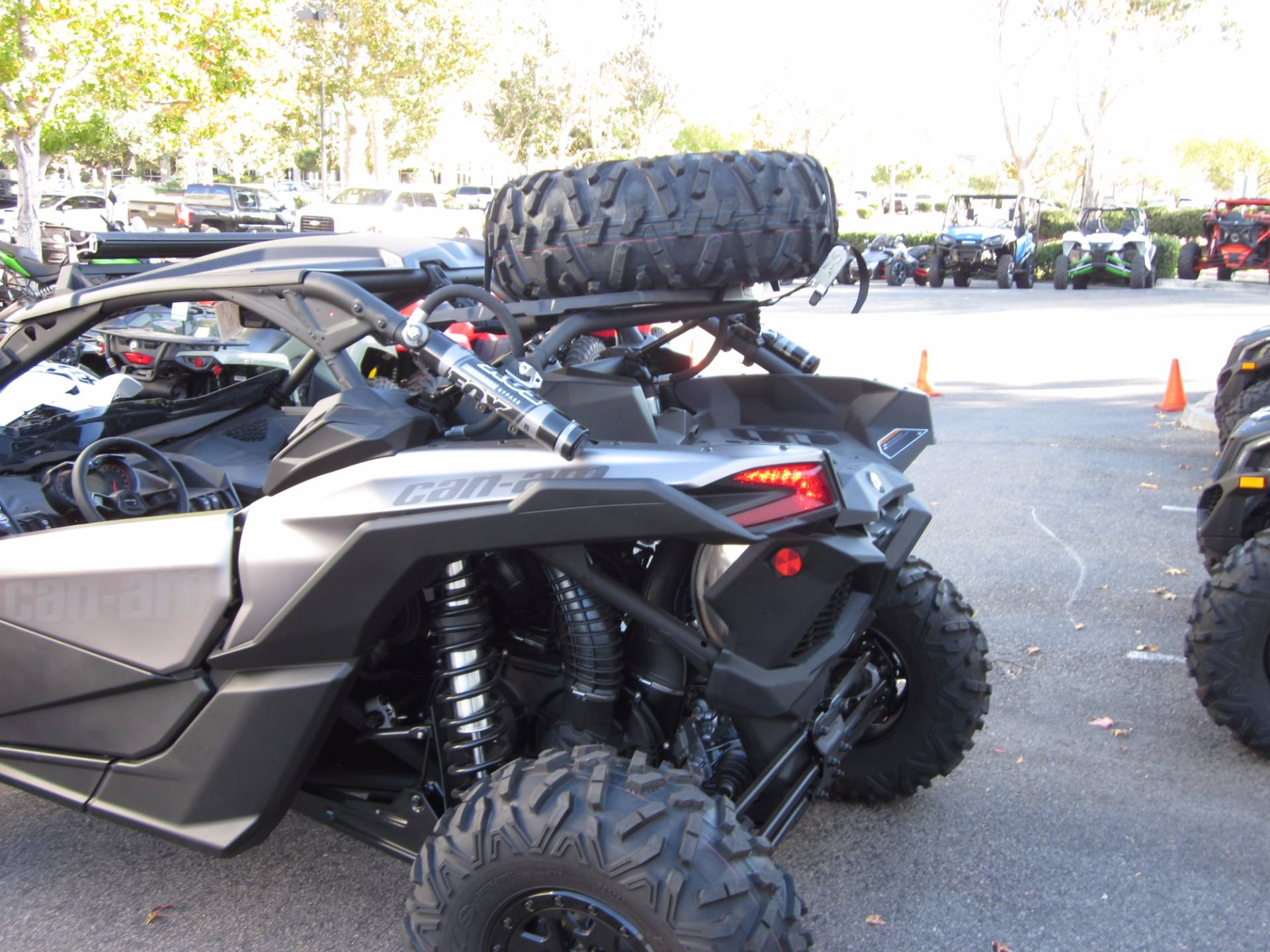 2018 Can-Am Maverick X3 X rs Turbo R in Moorpark, California